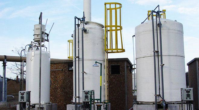 Storage Tank Manufacturers in India